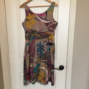 Maeve Dresses - Anthropologie Maeve dress sz 10 with pockets!